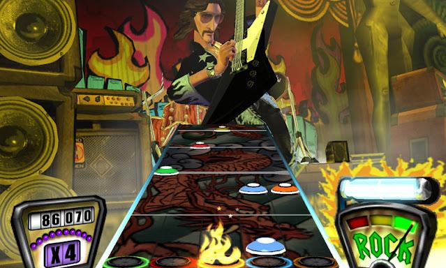 Cheat Guitar Hero PS 2 Lengkap Bahasa Indonesia