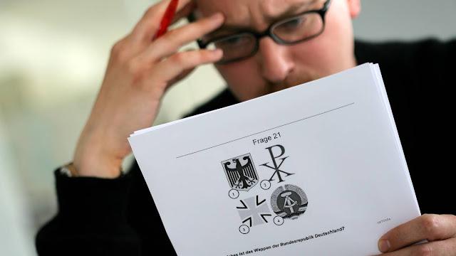 موقع لا غنى لك عنه في طريقك نحو إجتياز امتحان (الحياة في ألمانيا) الخاص بدورة الإندماج وبالتقدم للحصول على الجنسية الألمانية