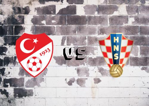 Turquía vs Croacia  Resumen