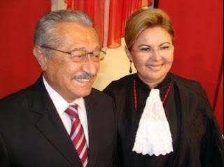 'Peço ao povo da Paraíba que peça a Deus pela vida de Maranhão', diz esposa, Fátima Bezerra