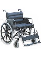 Deluxe Wheelchair D-104