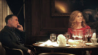 Laura Linney and Steve Coogan in The Dinner (1)