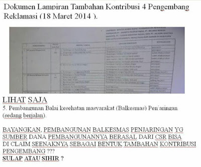 Dokumen CSR