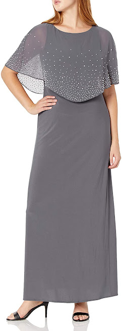 Good Quality Grey Mother of The Groom Dresses