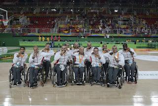 JUEGOS PARALÍMPICOS (Baloncesto) - España pierde la final pero consigue la primera medalla de su historia