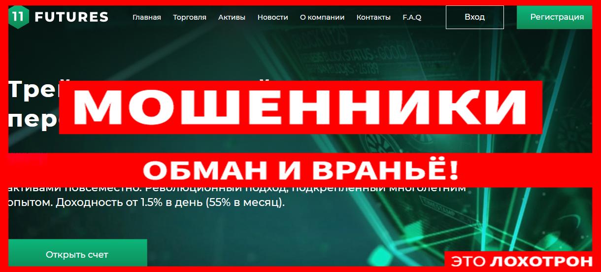 Мошеннический сайт forexcats.com/ru – Отзывы, развод. 11 Futures мошенники