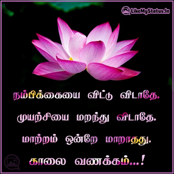15 காலை வணக்கம் இமேஜ் | Kaalai Vanakkam | Tamil Good Morning Images