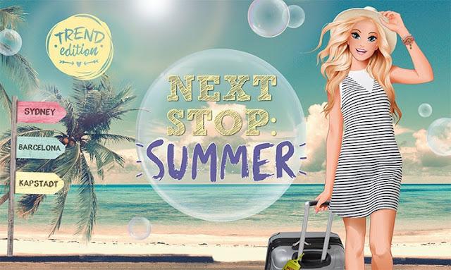 Next Stop: Summer