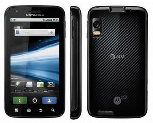 AT&T Motorola Atrix 4G now available
