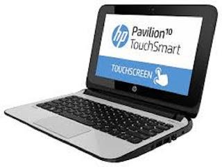 Image HP Pavilion 10 TouchSmart 10-e010nr laptop
