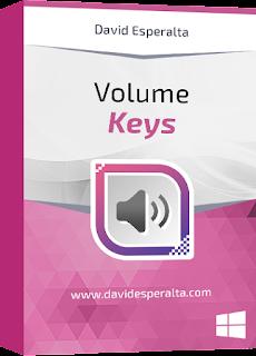 Volume Keys 2016.10 Full Version