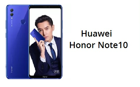Huawei Honor Note 10 - Spacification, Price, Avability, Features