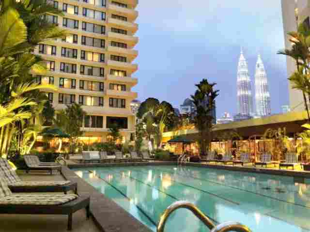 فندق KL - Studio 3 للشقق الفندقية كوالا لامبور