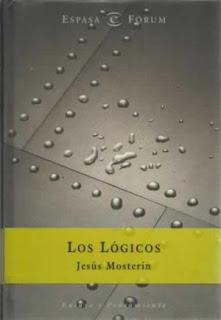 Los lógicos / Jesús Mosterín