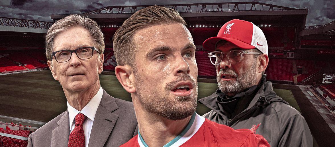 Kekhawatiran besar FSG atas Jordan Henderson muncul karena risiko keluarnya figur utama Liverpool - Liverpoolday