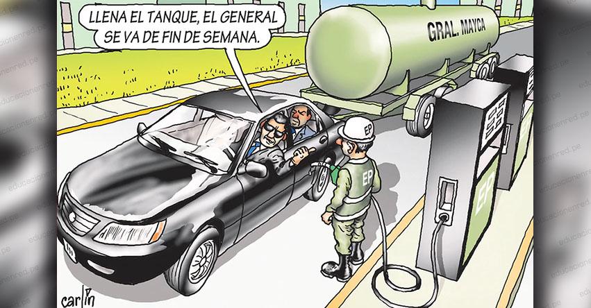 Carlincaturas Martes 10 Diciembre 2019 - La República