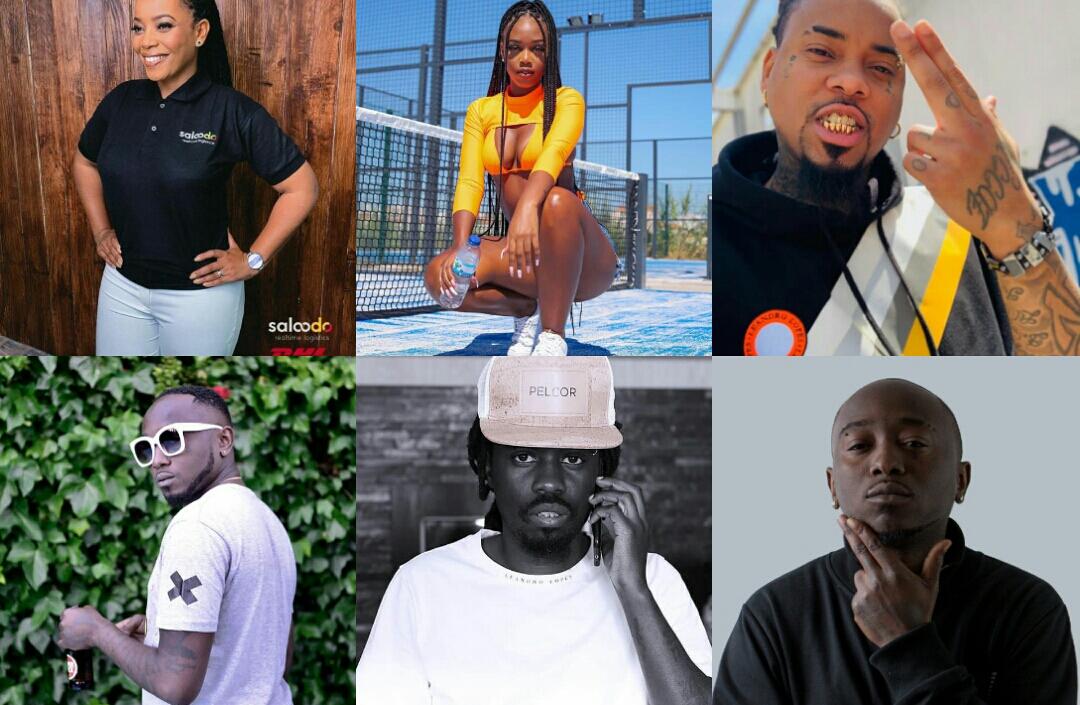 Conheça famosos angolanos que já fizeram músicas dedicadas aos filhos