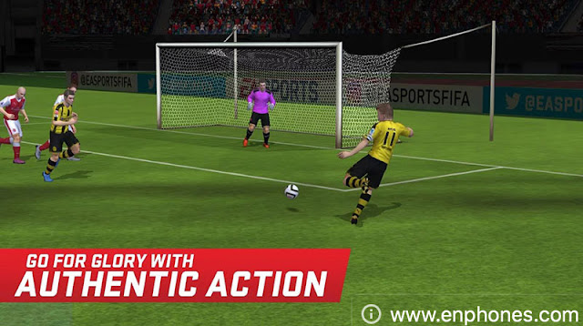 Download FIFA 2017 APK + OBB Data Free For Android
