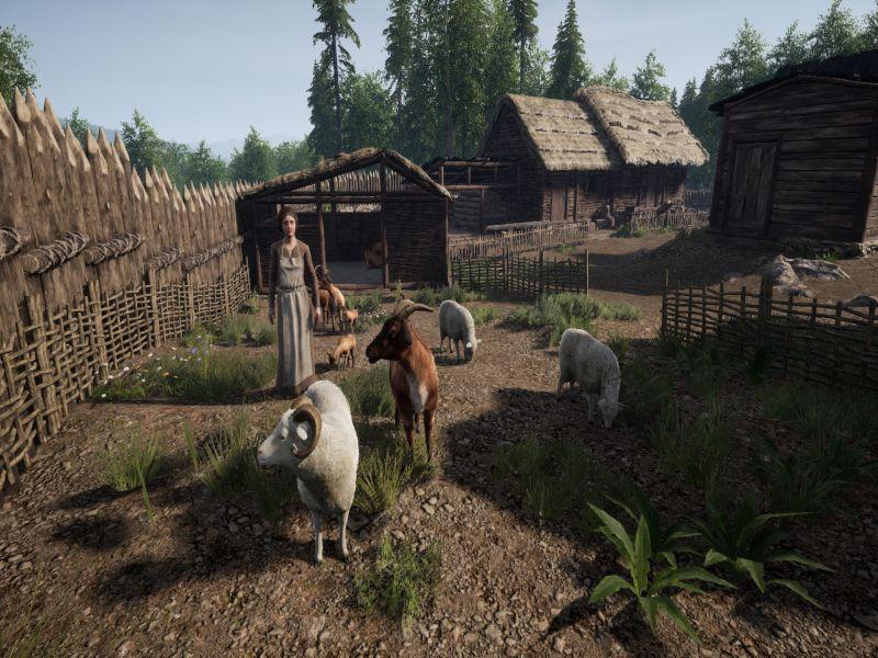 Download Medieval Dynasty Game Setup Exe