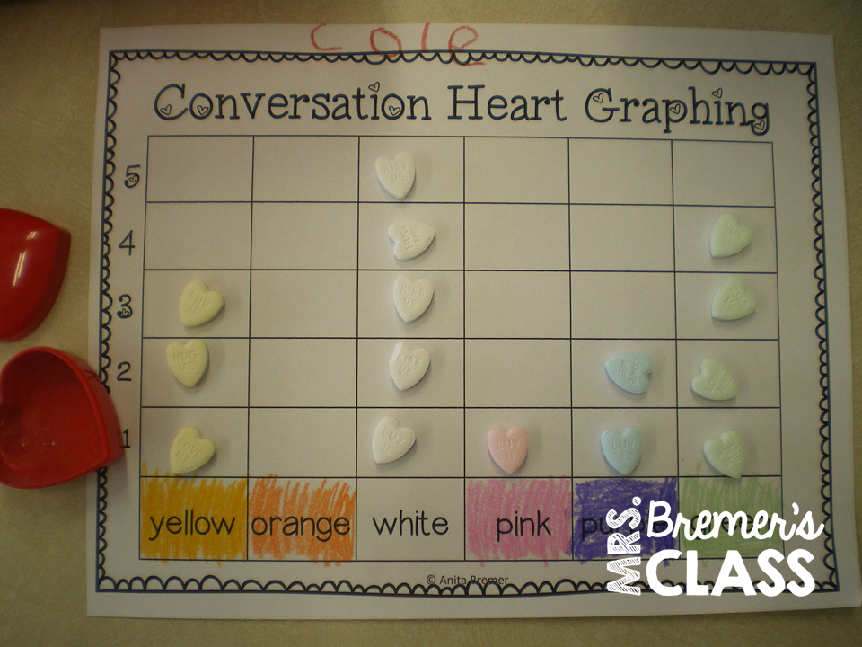 Mrs. Bremer\'s Class: I Want Candy! {Valentine\'s Day Conversation ...