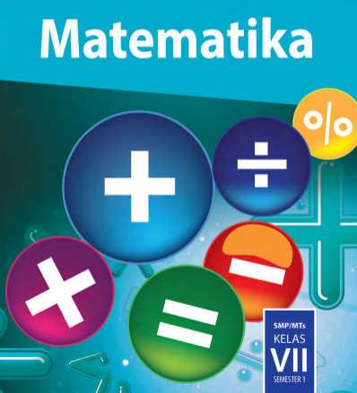 Buku Matematika Kelas 7 Kurkulum 2013 Revisi 2016