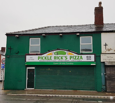 Pickle Rick's in Stockport