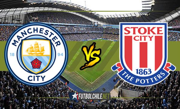 Manchester City vs Stoke City