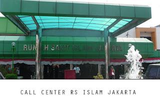 Call Center Rumah Sakit Islam Jakarta