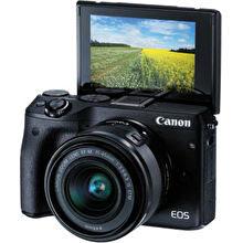 Canon EOS M3 DSLRファームウェアのダウンロード