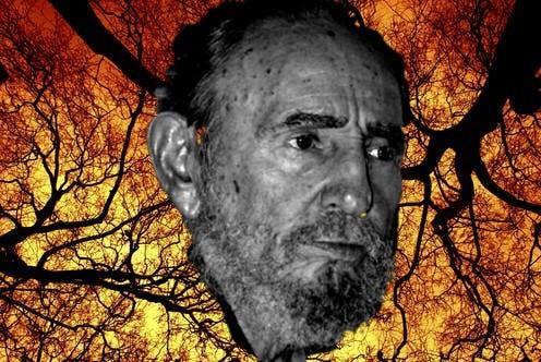 Fidel Castro: una desgracia