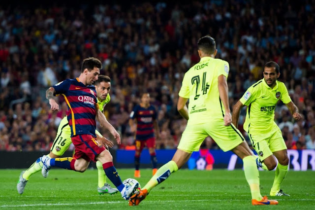 Prediksi Barcelona vs Levante Liga Spanyol