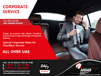 Welcome to Ahdab International Luxury Transport