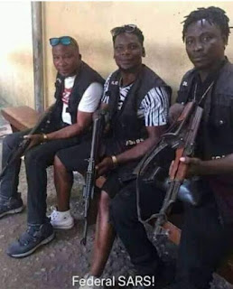 What Nigerians are now saying about SWAT