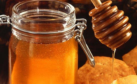 ماسك للشعر بالعسل
