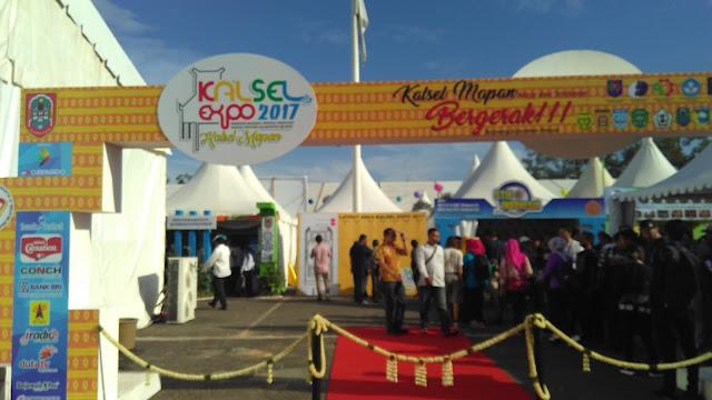 Kalsel Expo 2017