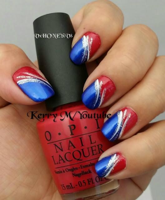 4th-of-July-Nail-Art