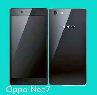 Harga dan Spesifikasi HP Oppo Neo7 beserta kelebihan yang dimilikinya