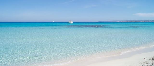 Playa Llevant em Formentera