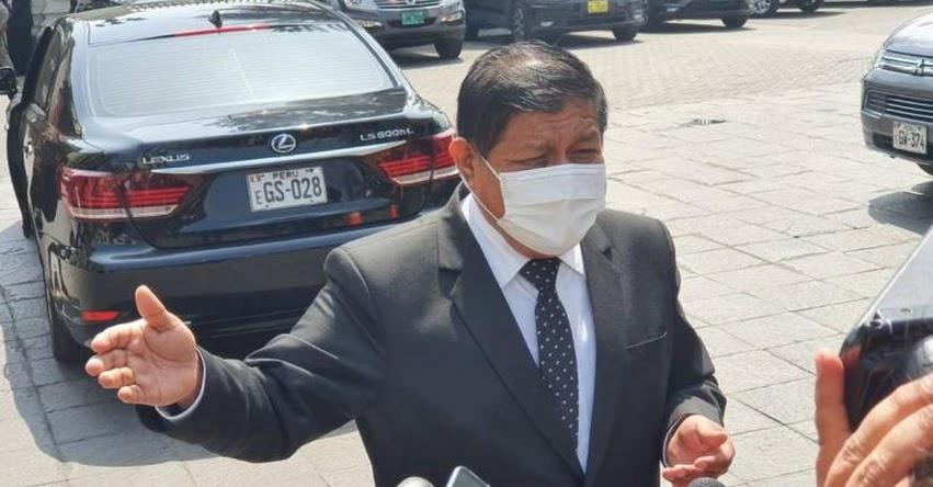 SERVICIO MILITAR OBLIGATORIO: Se está evaluando en mesa de trabajo, informó el Ministro de Defensa
