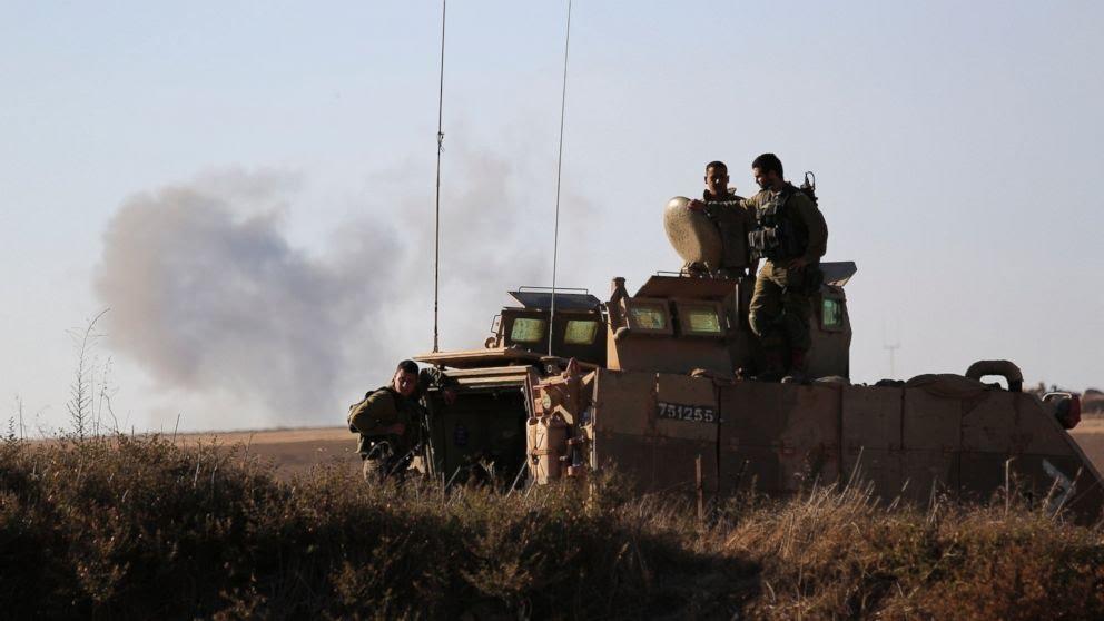 Tentara Israel Hancurkan Cagar Alam dan Tumbangkan 10.000 Pohon di Tepi Barat