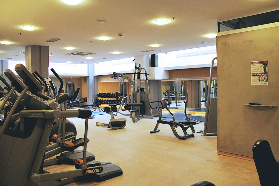 fitness centeer hilton köln