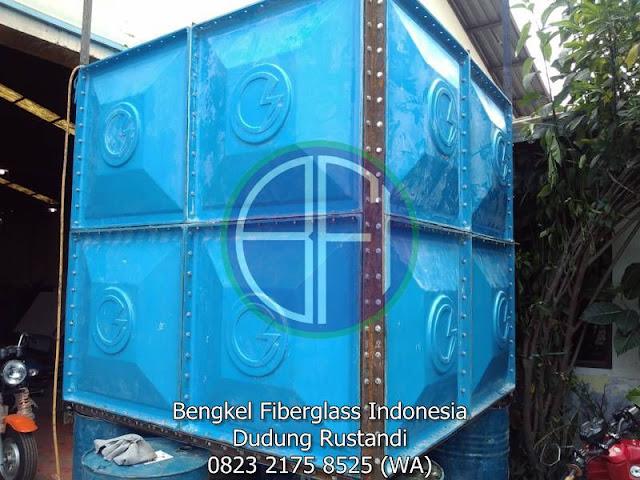 tangki panel kotak frp tank