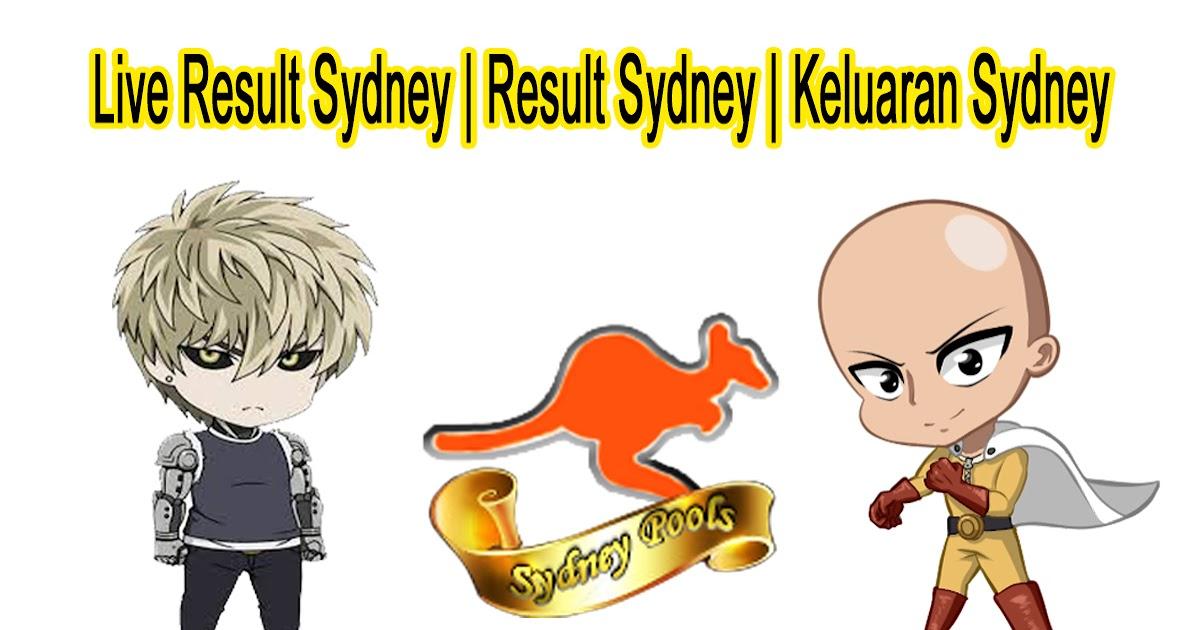 Live Result Sydney | Result Sydney | Keluaran Sydney