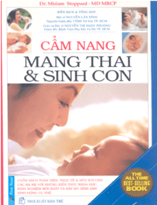 Cẩm Nang Mang Thai Và Sinh Con - Mirriam Stoppard