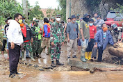 Banjir Bandang Di Kampung Cibuntu Menewaskan 3 Orang