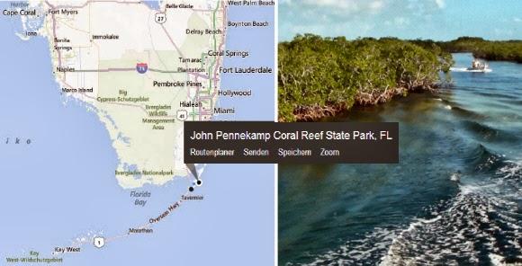 John Pennekamp Corel Reef State Park, Florida USA