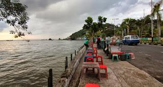 Pantai Melawai Balikapan