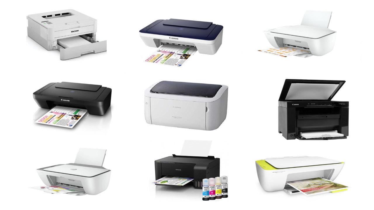10+ Printer Terbaik Sesuai Untuk Kerja Dari Rumah Untuk Tahun 2021