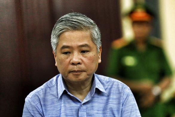 Bị cáo Đặng Thanh Bình
