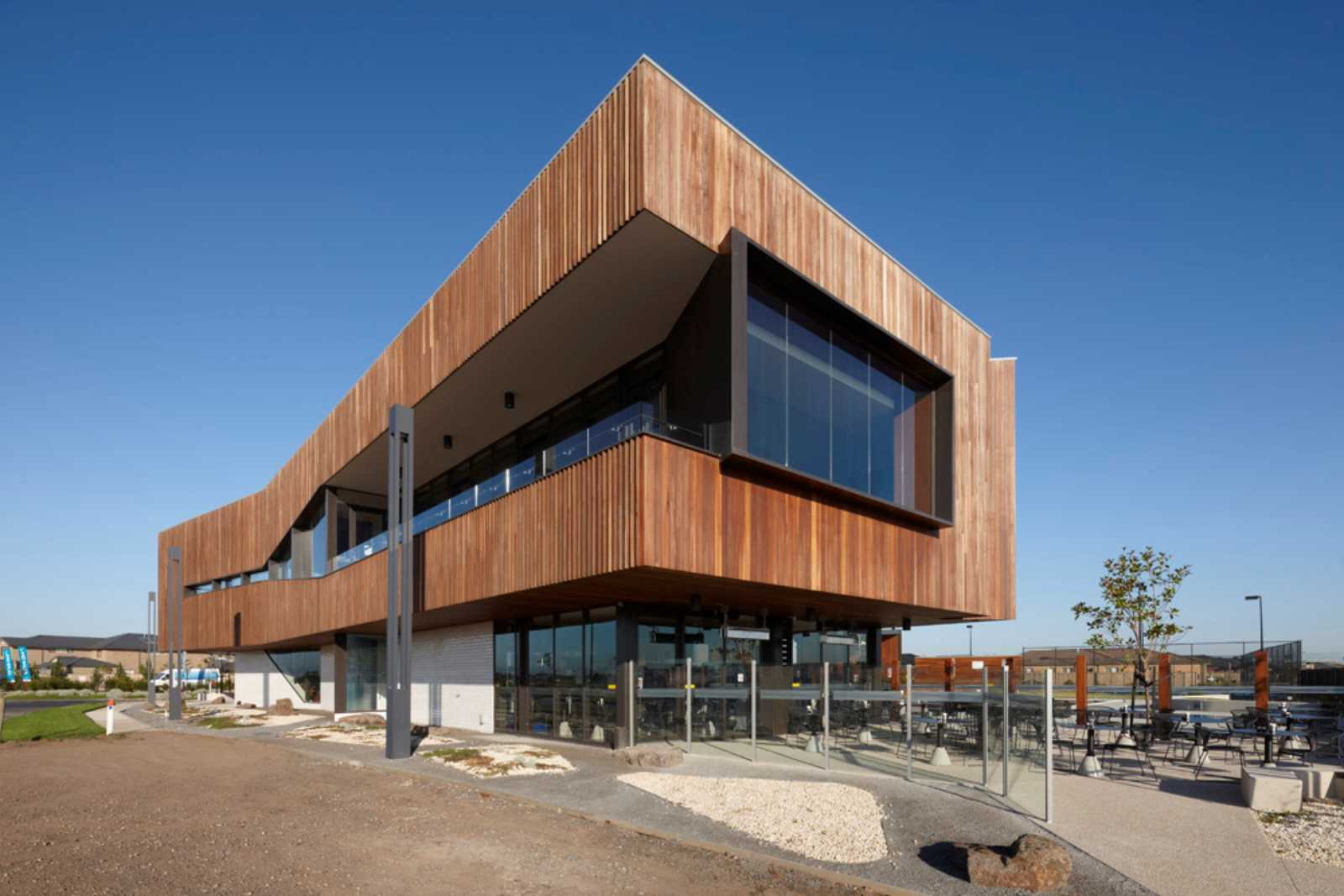 Saltwater Coast Lifestyle Centre By Nh Architecture
